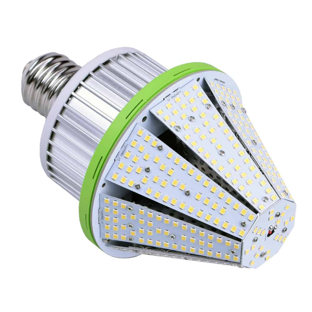 Pyramid LED Corn Lamps