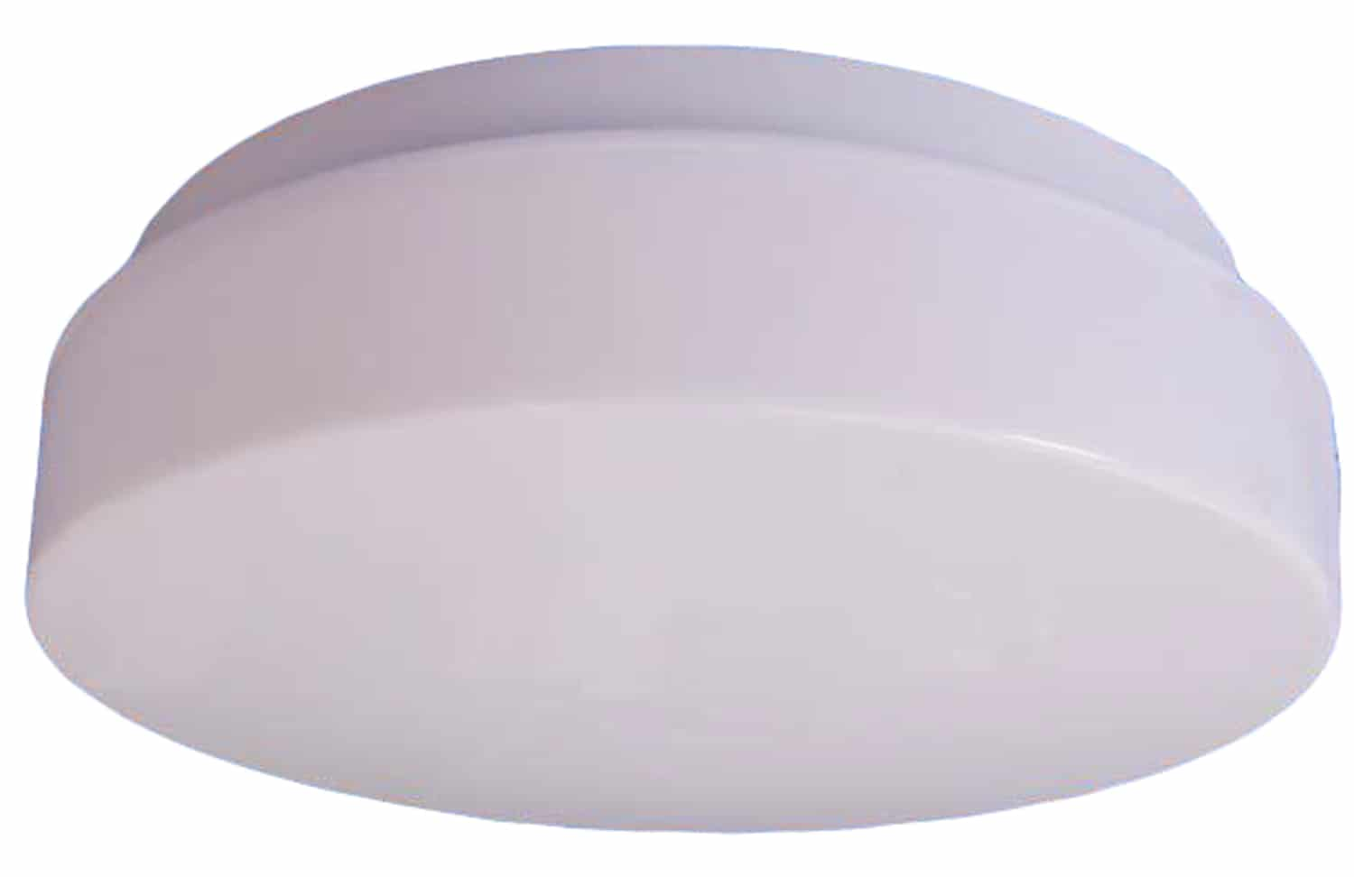 Covered Circline LED Area Light