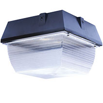 LED Medium Canopy Fixture