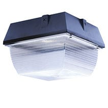 LED Small Canopy Fixture