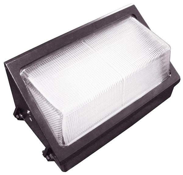 40W - 150W LED Wallpack