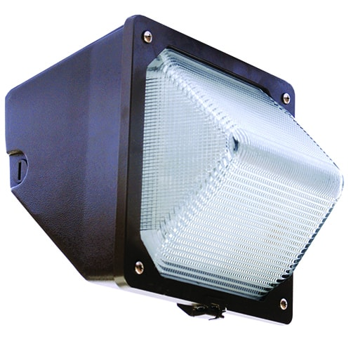 Small LED Wallpack