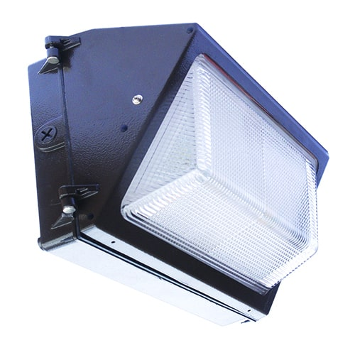 Medium LED Wallpack