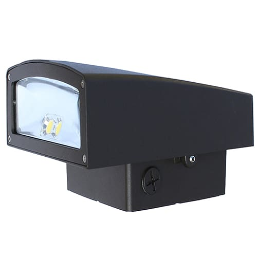 Medium Trapezoid LED Wallpack