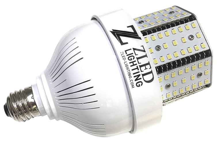 Stubby LED Corn Lamps