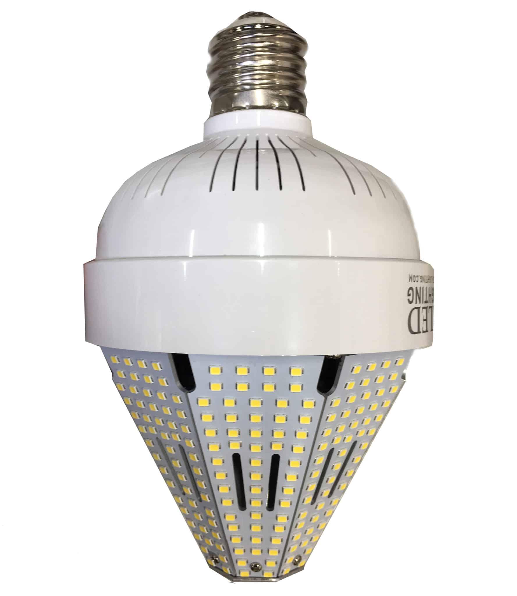 Pyramid Corn Lamps